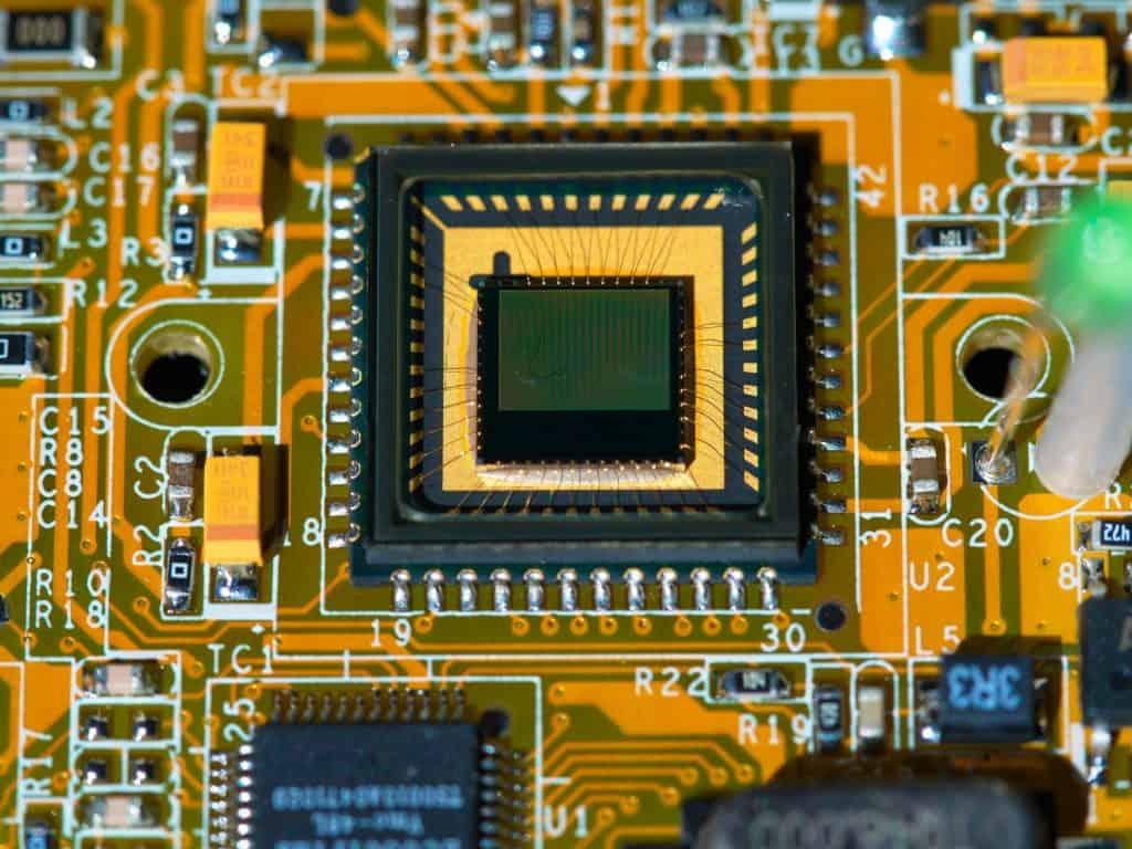 How can I clean my camera sensor. Digital camera sensor macro photography